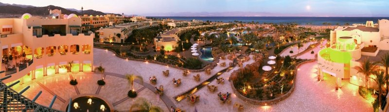 The Bayview Taba Heights Resort Außenaufnahme
