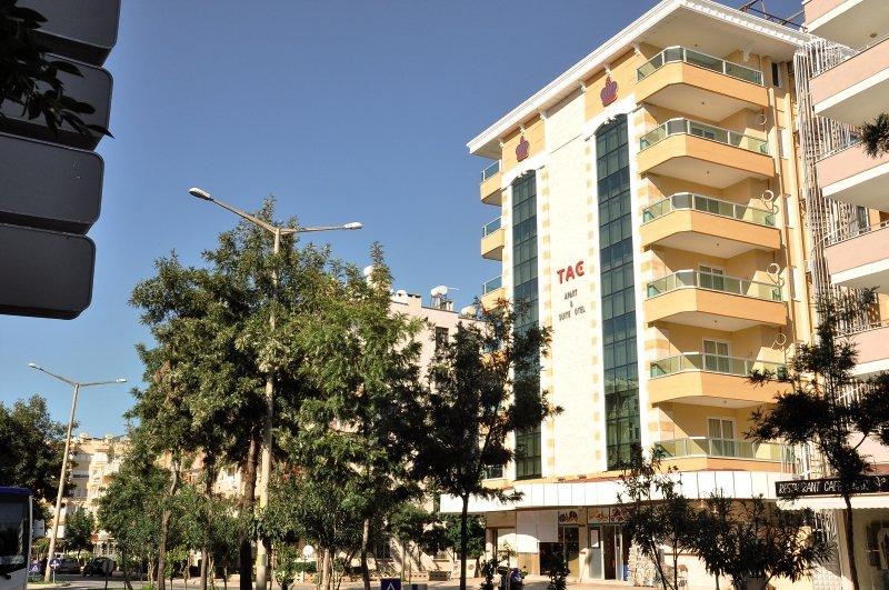 Tac Cleopatra Hotel & Spa Außenaufnahme