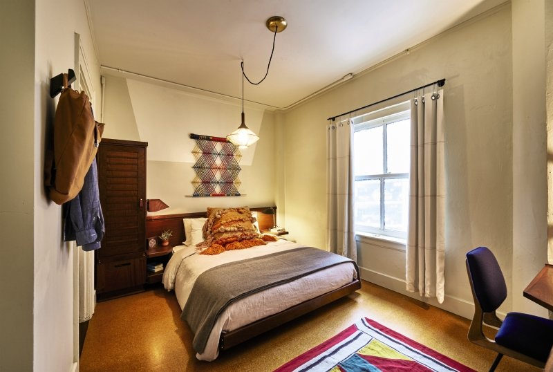 Freehand Chicago Hotel & Hostel Wohnbeispiel