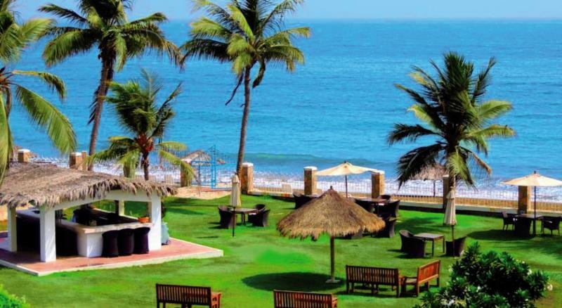 Sohar Beach Garten
