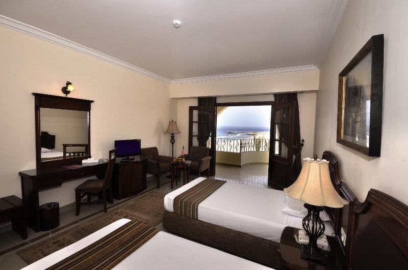 Coral Hills Resort Marsa Alam Wohnbeispiel