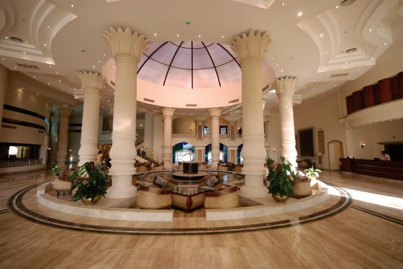 Coral Hills Resort Marsa Alam Lounge/Empfang