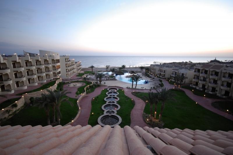 Coral Hills Resort Marsa Alam Landschaft