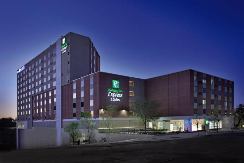 Holiday Inn Express & Suites Austin Downtown - University Außenaufnahme