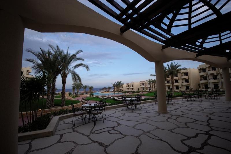 Coral Hills Resort Marsa Alam Terrasse