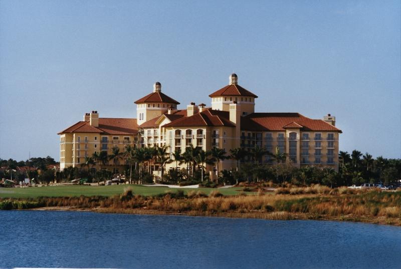 The Ritz Carlton Golf Resort Naples Außenaufnahme