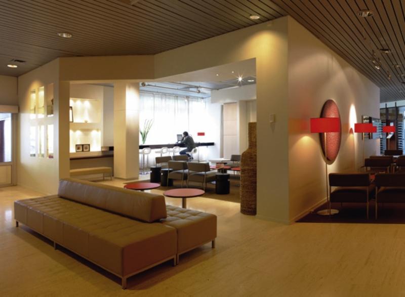 Icelandair Reykjavik Natura Lounge/Empfang
