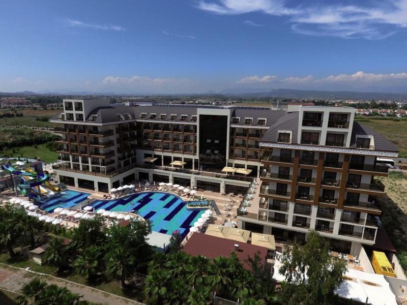 Glamour Resort & Spa Außenaufnahme