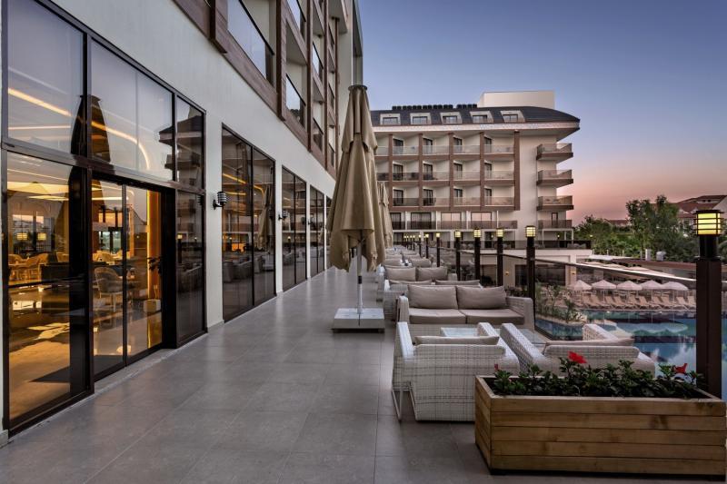 Glamour Resort & Spa Terrasse