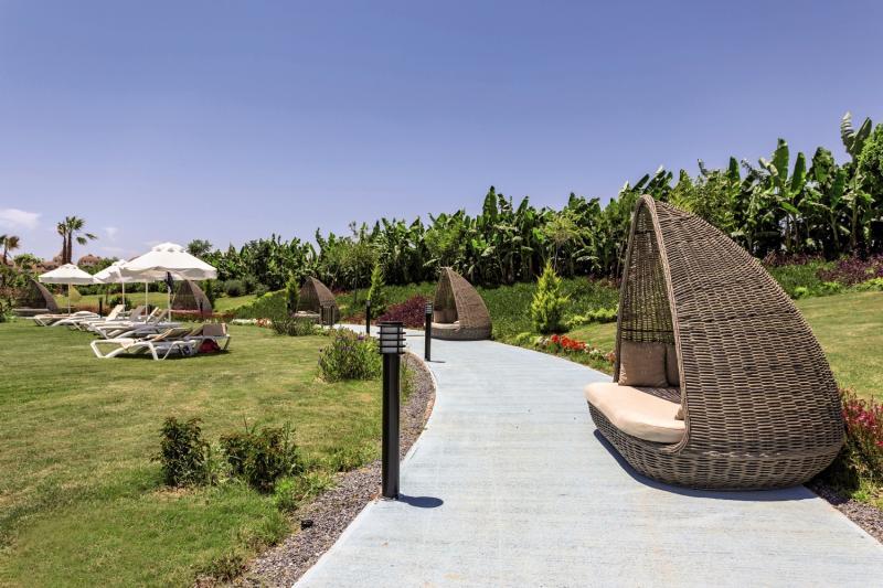 Glamour Resort & Spa Garten