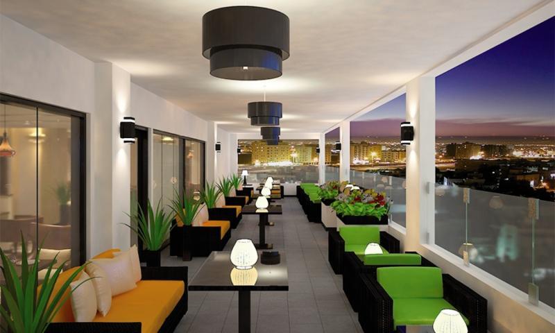 Centara Muscat Hotel Oman Restaurant