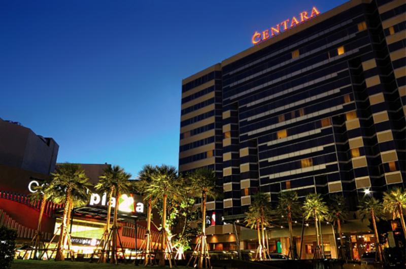 Centara Muscat Hotel Oman Außenaufnahme