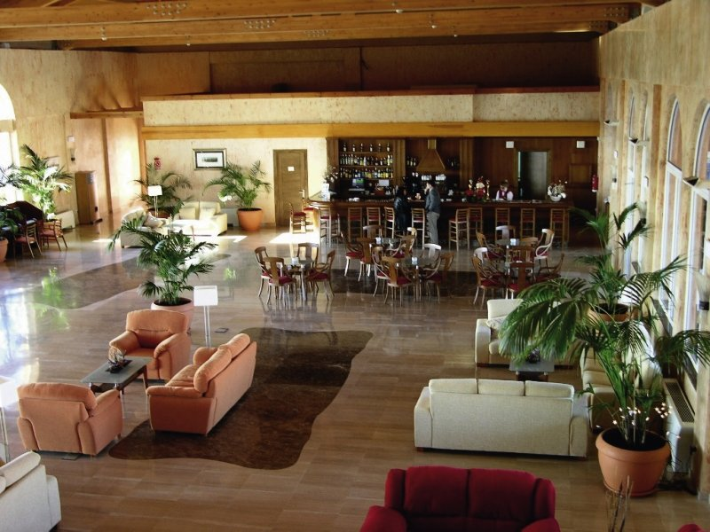 Ilunion Sancti Petri Lounge/Empfang
