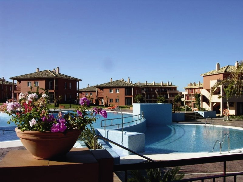 Ilunion Sancti Petri Pool