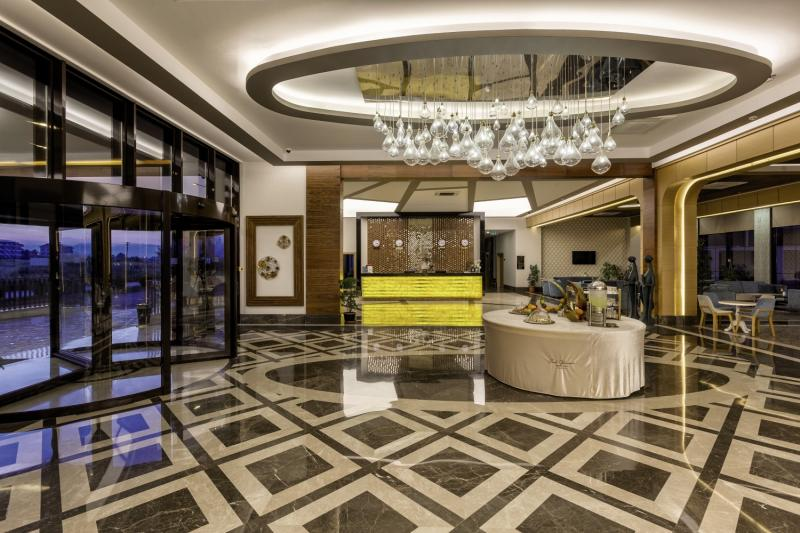 Glamour Resort & Spa Lounge/Empfang