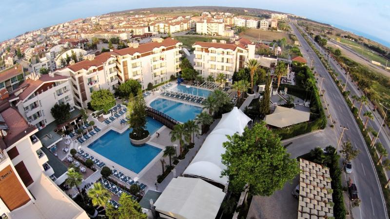 SunConnect Side Resort  Außenaufnahme