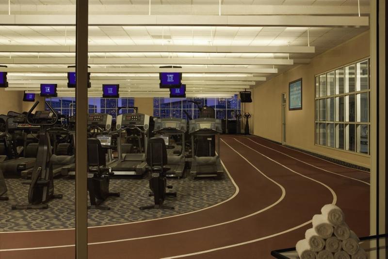 Hilton Chicago Sport und Freizeit