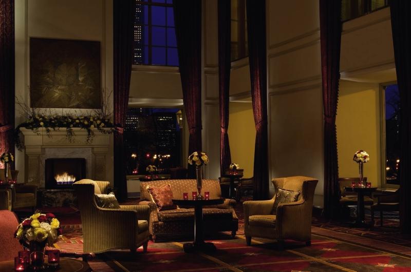 Hilton Chicago Lounge/Empfang