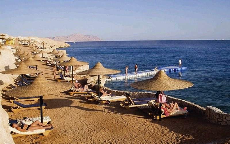 Siva Sharm El Sheikh Strand