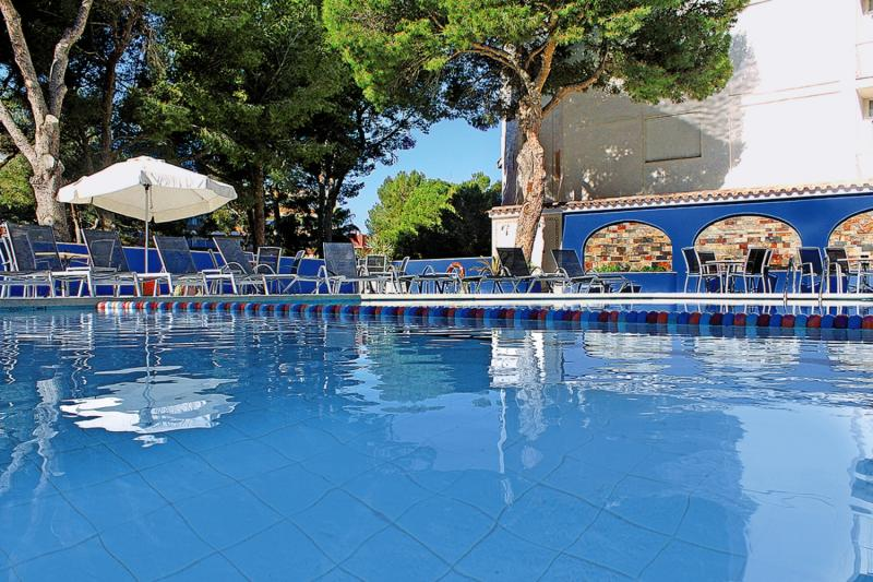 Torre Azul Spa - Erwachsenenhotel ab 16 Jahren Pool