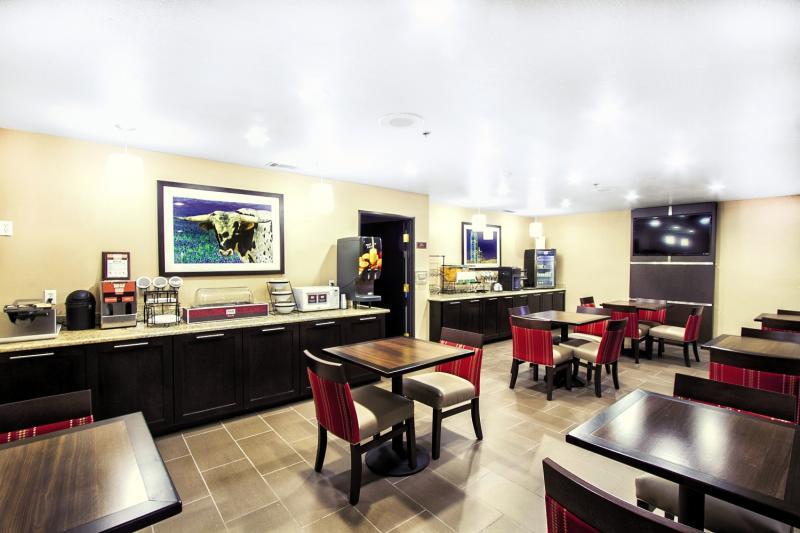 Comfort Inn & Suites Love Field - Dallas Market Center Lounge/Empfang
