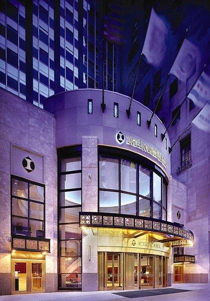 Intercontinental Chicago Magnificent Mile Außenaufnahme