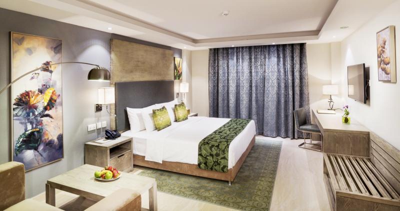 Centara Muscat Hotel Oman Wohnbeispiel