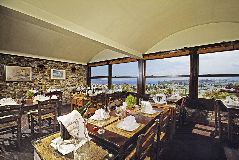 El Vino Hotel & Suites Restaurant
