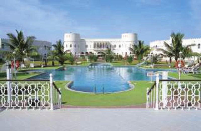 Sohar Beach Pool