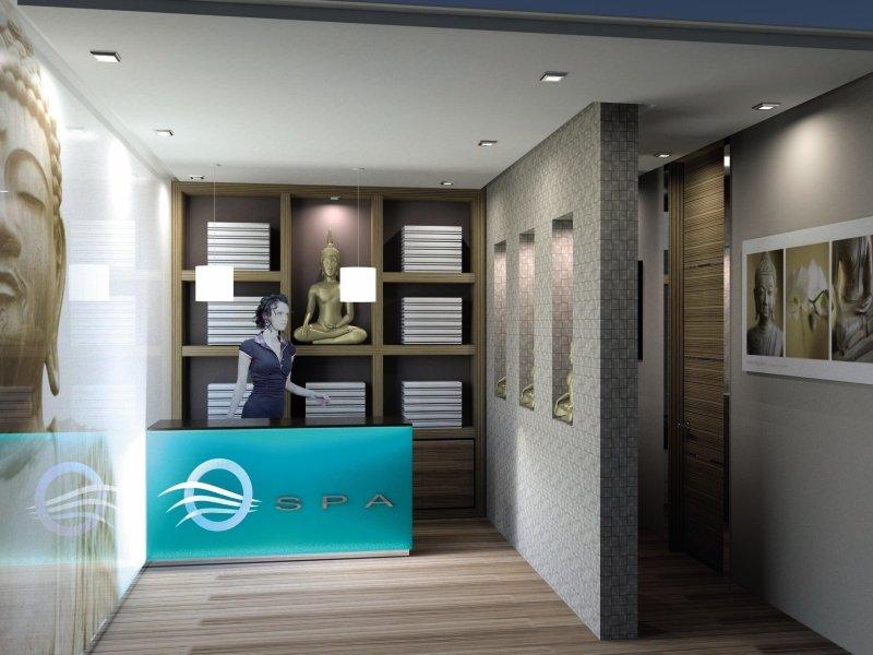 Torre Azul Spa - Erwachsenenhotel ab 16 Jahren Wellness