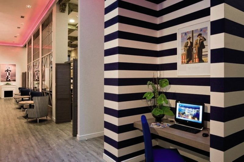 Estilo Fashion Hotel Lounge/Empfang