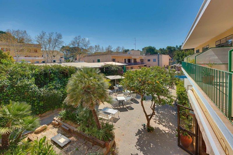 Celo Garden Außenaufnahme