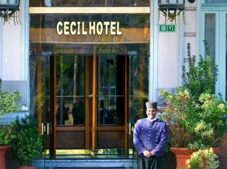 Urlaub im Steigenberger Cecil - hier günstig online buchen