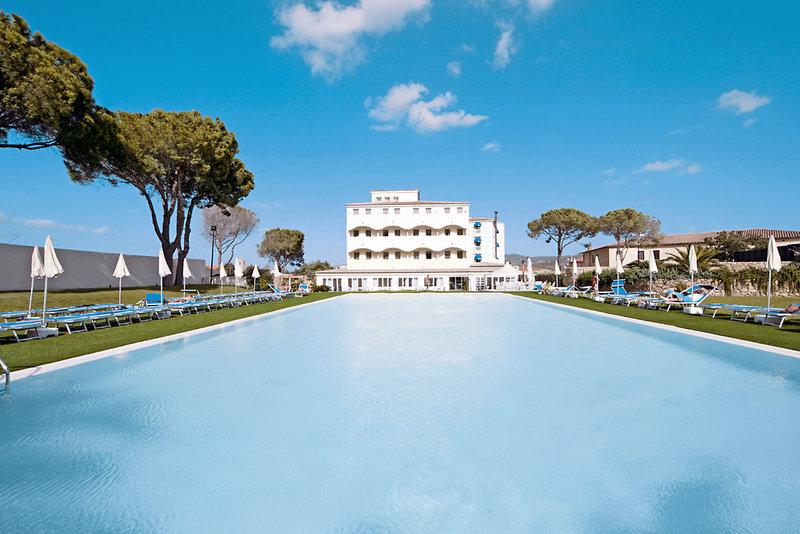 Urlaub im Baja Hotel Cannigione - hier günstig online buchen