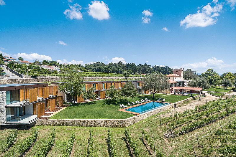 Urlaub im Torre de Gomariz Wine & Spa Hotel - hier günstig online buchen