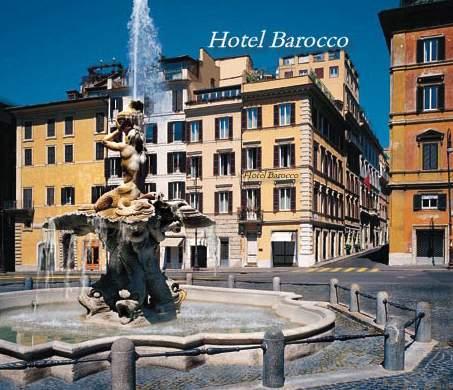 Barocco Außenaufnahme