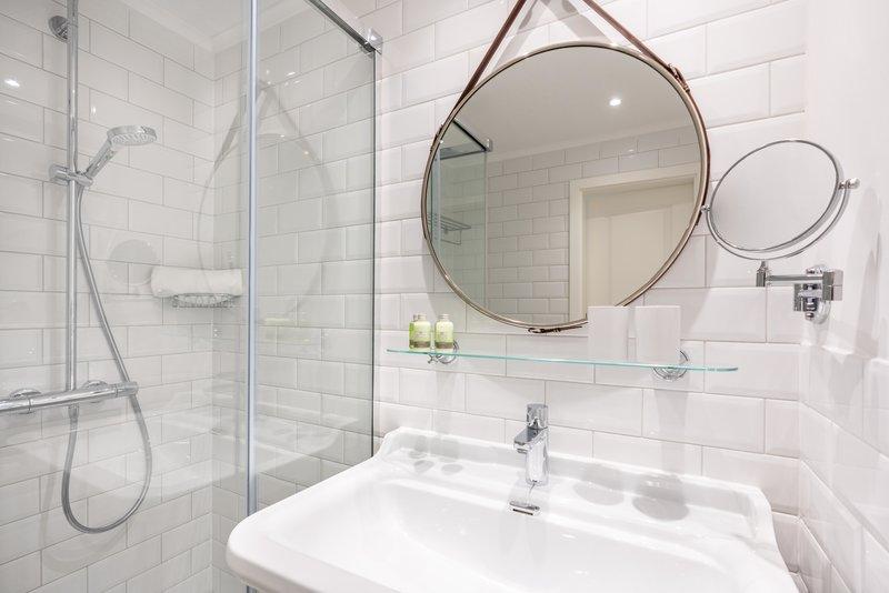Strandhotel Ahlbeck  Badezimmer