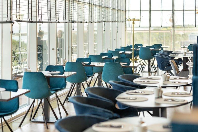 Strandhotel Ahlbeck  Frühstücksraum