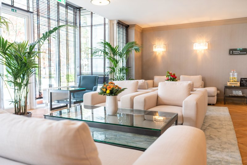 Strandhotel Ahlbeck  Lounge/Empfang