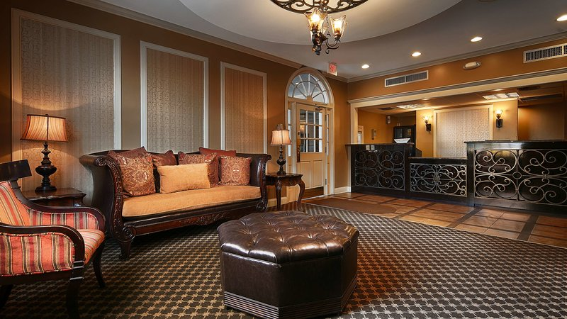 Best Western Plus French Quarter Landmark Lounge/Empfang