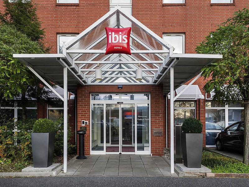 ibis Hannover Medical Park Außenaufnahme