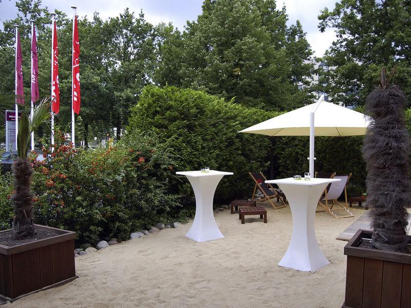 ibis Hannover Medical Park Terrasse
