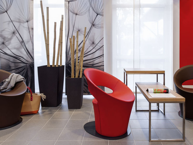 ibis Hannover Medical Park Lounge/Empfang