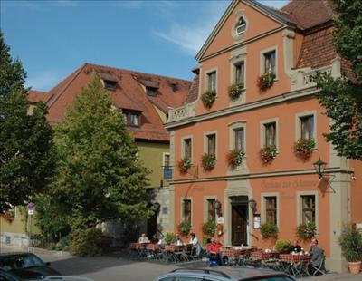 AKZENT Hotel Schranne Außenaufnahme