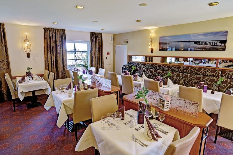 NordWest Hotels Ringhotel Amsterdam Restaurant