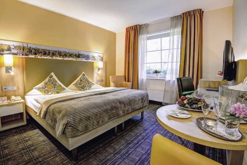 NordWest Hotels Ringhotel Amsterdam Wohnbeispiel