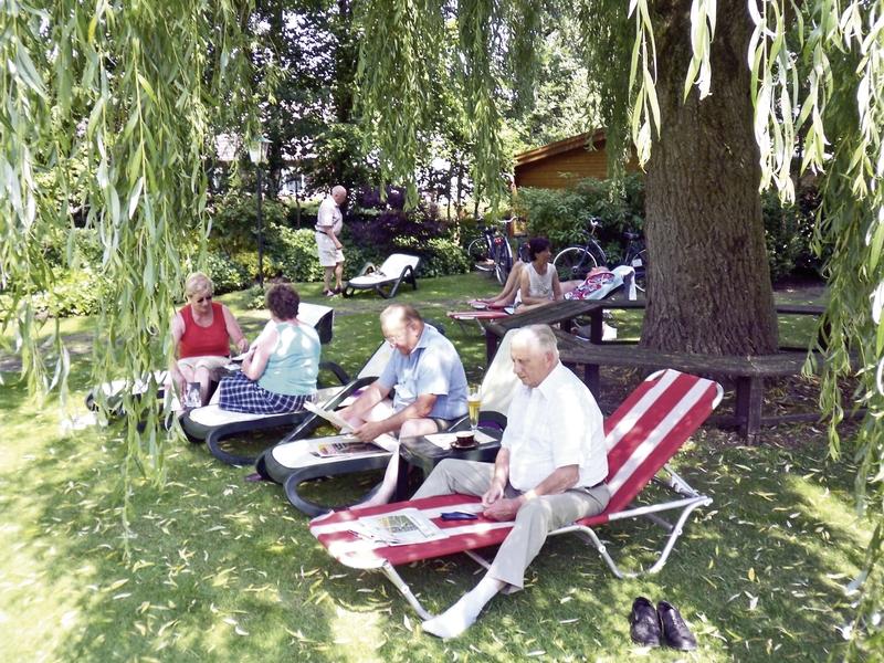 NordWest Hotels Ringhotel Amsterdam Garten