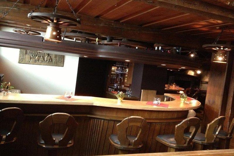 Hotel Rappen Rothenburg ob der Tauber Bar