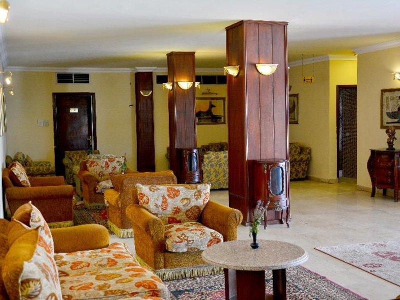 Desert View Sharm Hotel Lounge/Empfang