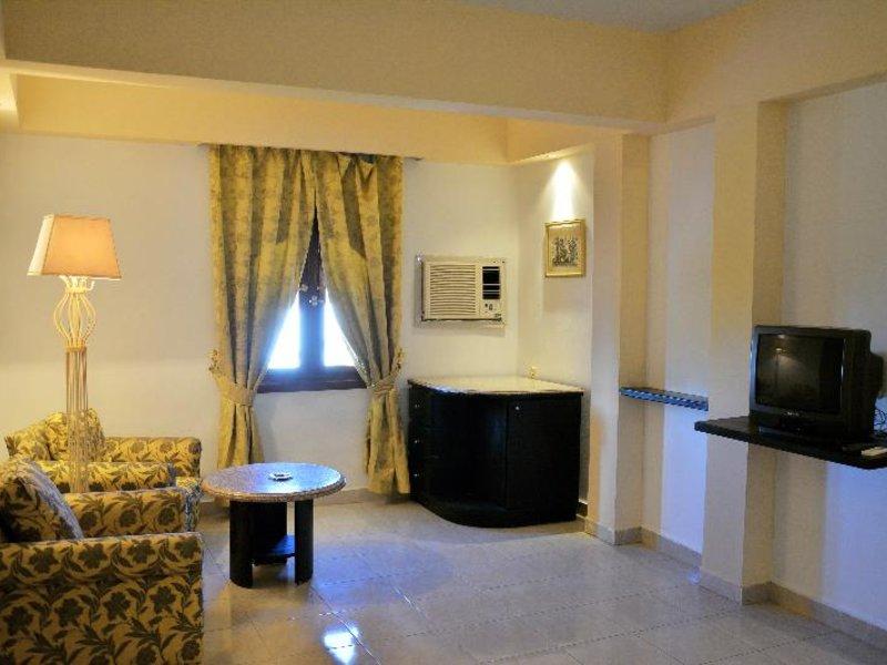 Desert View Sharm Hotel Wohnbeispiel